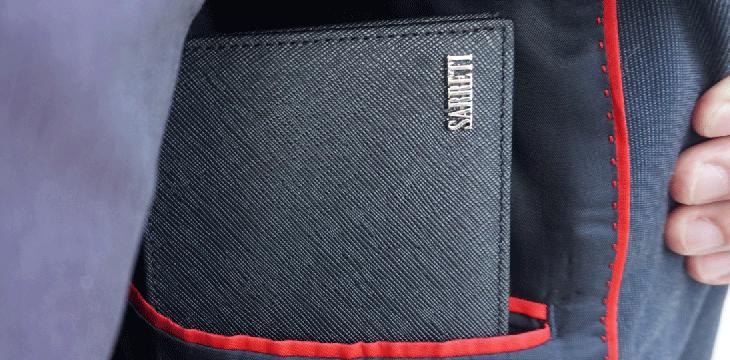 Sarreti Premium Wallets