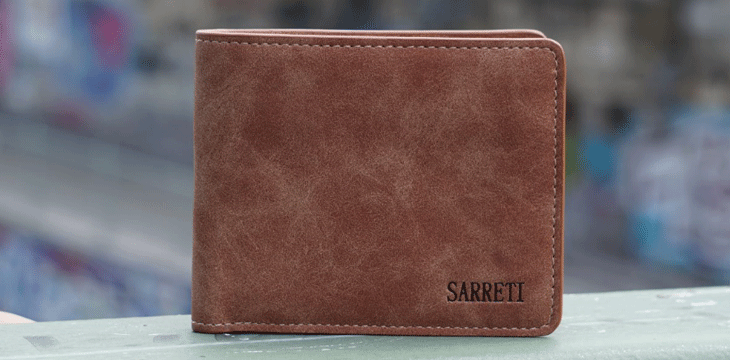 Sarreti Urban Wallets
