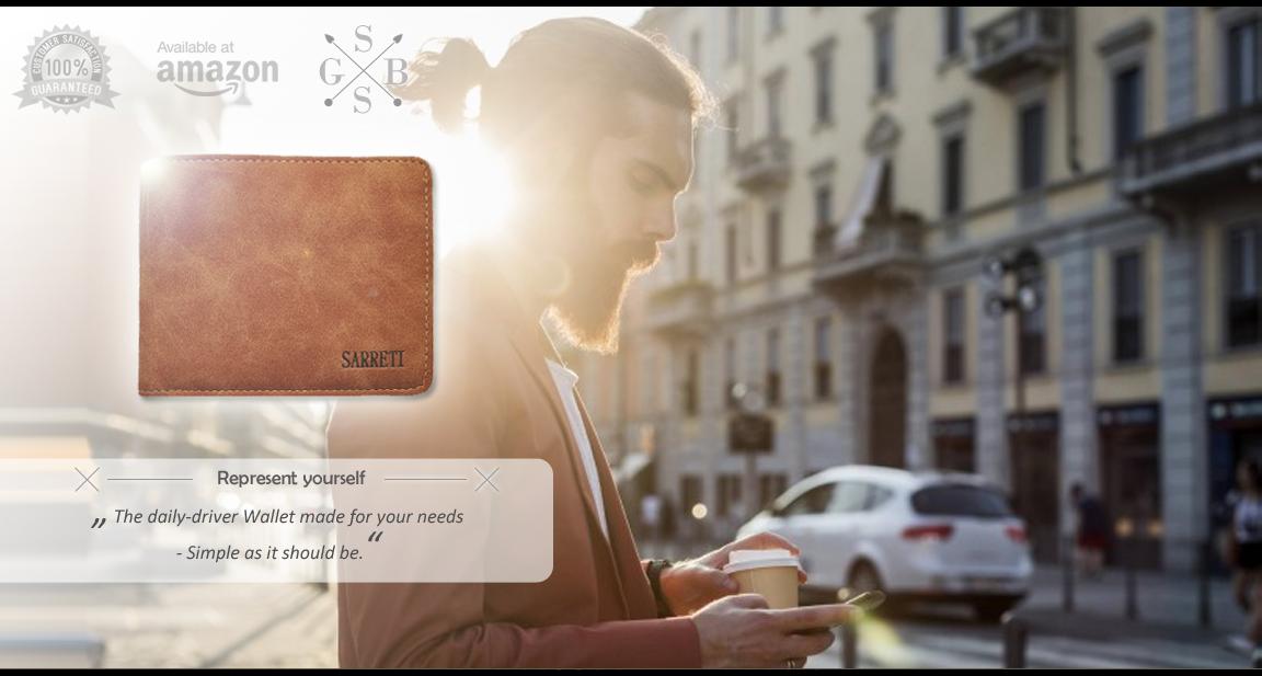 Urban Sarreti Wallet